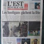 Saison 2006-2007 L'Est Républicain 01-12-2006