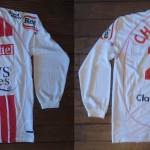 Maillot championnat domicile porté/préparé (Mickaël Chrétien) - Saison 2006-2007