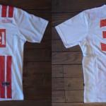 Saison 2006-2007 maillot préparé UEFA