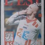 Saison 2007-2008 L'Est Répulbicain hors série 40 ans