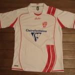 Saison 2008-2009 maillot domicile réplica UEFA