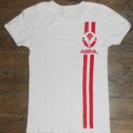 T  Shirt AS Nancy Lorraine  Football   Vintage années 80  Taille 1012 ans