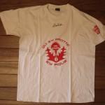 Tee shirt ASNL blanc logo 009