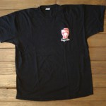 Tee shirt supporters ASNL noir 006