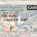 Billet Lyon-Nancy - Saison 1999-2000 - D1 (12e j., 24/10/1999)