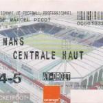 Billet Nancy-Le Mans - Saison 2002-2003 - L2 (29e j., 08/03/2003)