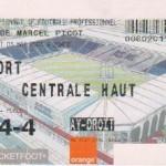 Billet Nancy-Niort - Saison 2002-2003 - D2 (35e j., 02/05/2003)