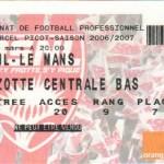 Billet Nancy-Le Mans - Saison 2006-2007- L1 (27e j., 03/03/2007)