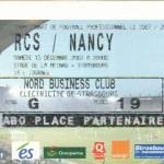 Billet Strasbourg-Nancy - Saison 2007-2008 - L1 (18e j., 16/12/2007)