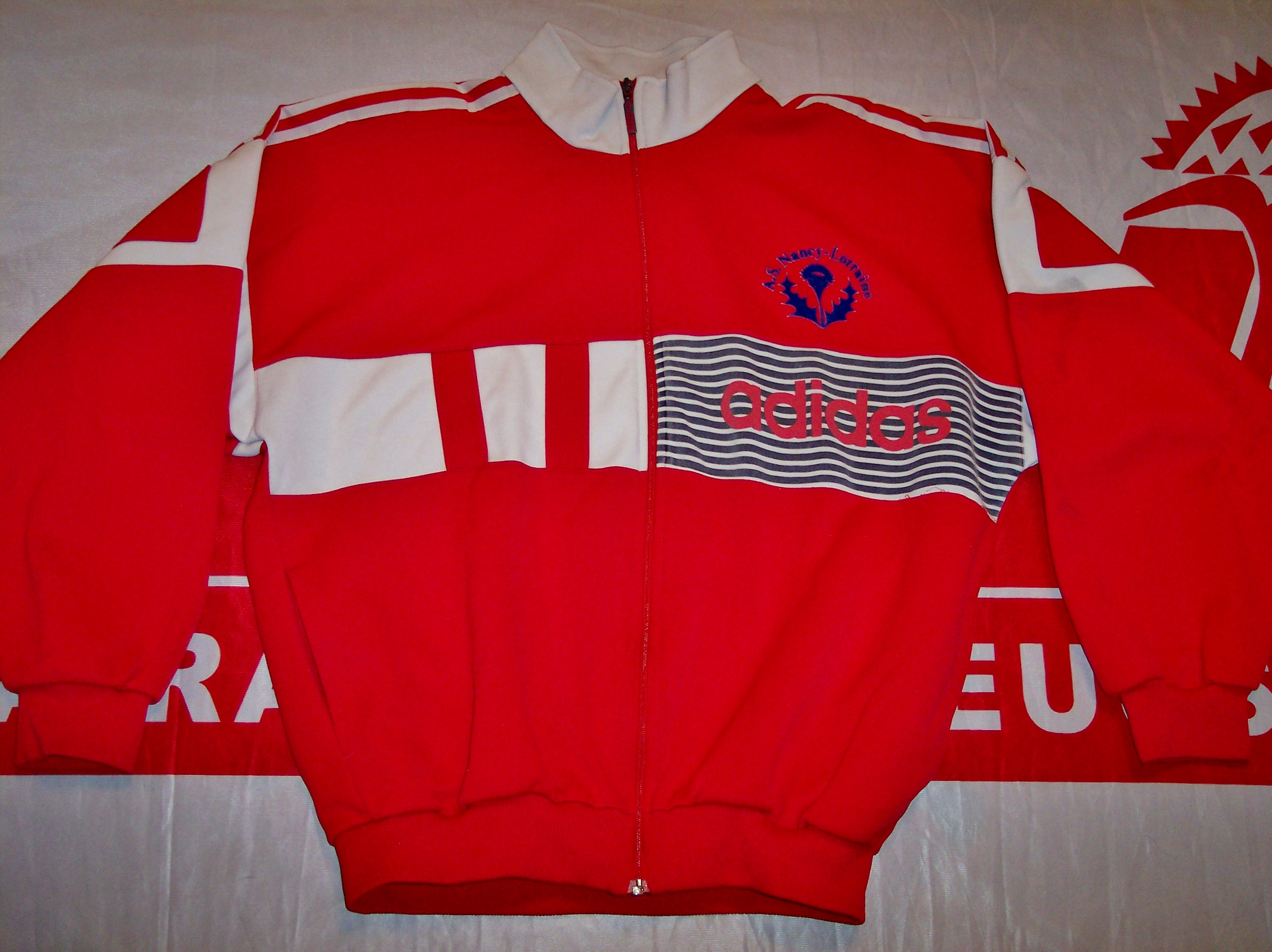 gilet ASNL 1998-1999  (Collection : ASNL-Infos)