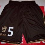 Short championnat third porté/préparé (André Luiz) - Saison 2009-2010 [Collection privée d'ASNL-Infos (Officiel)]
