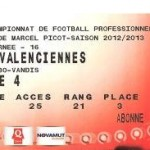 Billet Nancy-Valenciennes - Saison 2012-2013 - L1 (16e j., 08/12/2012) [Collection privée ticketsva.wifeo.com].