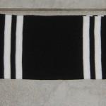 Écharpe ASNL à bandes noire [Collection privée tribasnl]