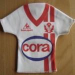 Mini maillot ASNL - Saison 1982-1983 [Collection privée tribasnl]