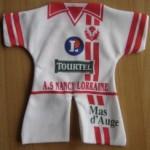 Mini maillot ASNL - Saison1993-1994 [Collection privée tribasnl]