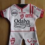 Mini maillot ASNL - Saison 2009-2010 recto [Collection privée tribasnl]