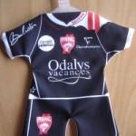 Mini maillot ASNL - Saison 2007-2008 verso [Collection privée tribasnl]