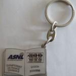 Porte-clé ASNL-Angers - Saison 2000-2001 [Collection privée tribasnl]