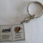 Porte-clé ASNL-Laval - Saison 2000-2001 [Collection privée tribasnl]