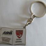 Porte-clé ASNL-Nimes - Saison 2000-2001 [Collection privée tribasnl]