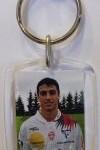 Porte-clé Adrian Sarkisian - Saison 2007-2008 [Collection privée tribasnl]
