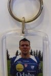 Porte-clé Damien Gregorini - Saison 2007-2008 [Collection privée tribasnl]