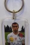 Porte-clé David Sauget - Saison 2007-2008 [Collection privée tribasnl]