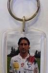 Porte-clé Frederic Biancalani - Saison 2007-2008 [Collection privée tribasnl]