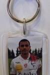 Porte-clé Gaston Curbelo - Saison 2007-2008 [Collection privée tribasnl]