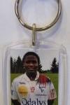 Porte-clé Landry N'Guemo - Saison 2007-2008 [Collection privée tribasnl]