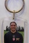 Porte-clé Pablo Correa - Saison 2007-2008 [Collection privée tribasnl]