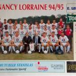 Poster ASNL Saison 1994-1995