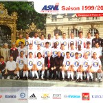 Poster ASNL Saison 1999-2000