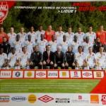Poster ASNL Saison 2010-2011