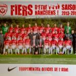 Poster ASNL Saison 2013-2014