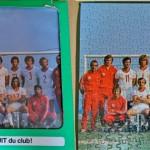 Puzzle ASNL - Saison 1976-1977 [Collection privée Claudio]