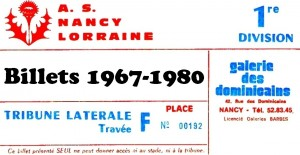 Vignette 1967-1980