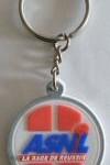 Porte-clé ASNL recto [Collection privée tribasnl]