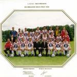 Carte de voeux ASNL 1998