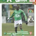 Programme ASS-Nancy - Saison 2009-2010 (29e j., 20-03-2010)