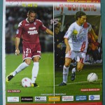 Programme Metz - Nancy L.1 J°12 - saison 2007/2008 [Collection privée Red Thistle]