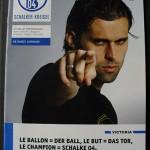 Programme Schalke 04 - Nancy - 1er tour UEFA - saison 2006/2007