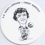Saison 1975-1976  Sous verre O.Rouyer