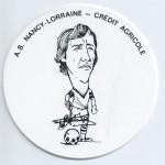 Saison 1975-1976 Sous verre P.Rubio