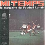 Saison 1979-1980 Journal Mi-Temps n°1