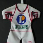 mini maillot ASNL [collection privée Red Thistle]