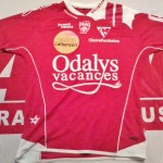 Maillot Third ASNL 2007-2008 (Collection : ASNL-Infos)