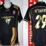 Maillot UEFA préparé mais non utilisé (Alfred N'Diaye) - saison 2008 2009 [collection privée Xavinos]