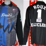 Maillot championnat porté (Frédéric Roux) - saison 1997 1998 [collection privée Xavinos]