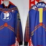 Maillot championnat porté (Grégory Wimbee) - saison 1996 1997 [collection privée Xavinos]